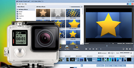 AVS Video Editor Software